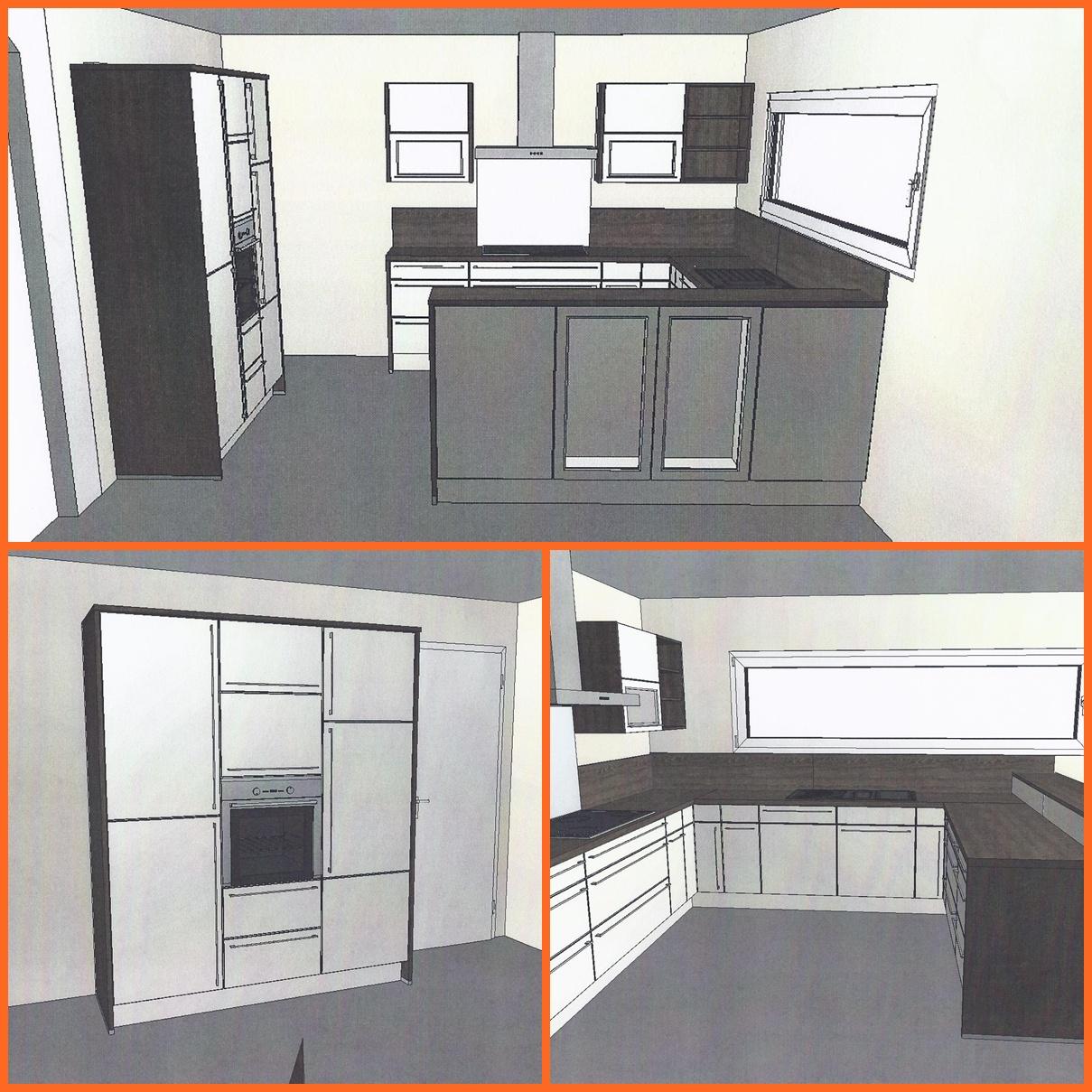 Fingerhaus küche  Vio421 - Wir bauen ein Fingerhaus: Unsere neue Küche