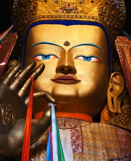 Shang Longrik Gyatso Rinpoche Blog Image