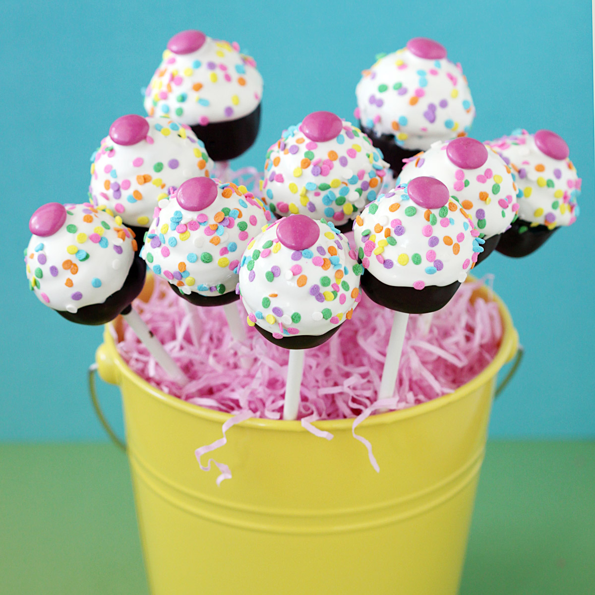 Cake Pop World.: Cupcake Cake Pops!