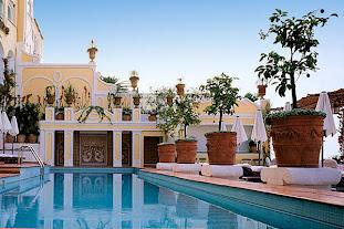 Excellent Hotel in Positano