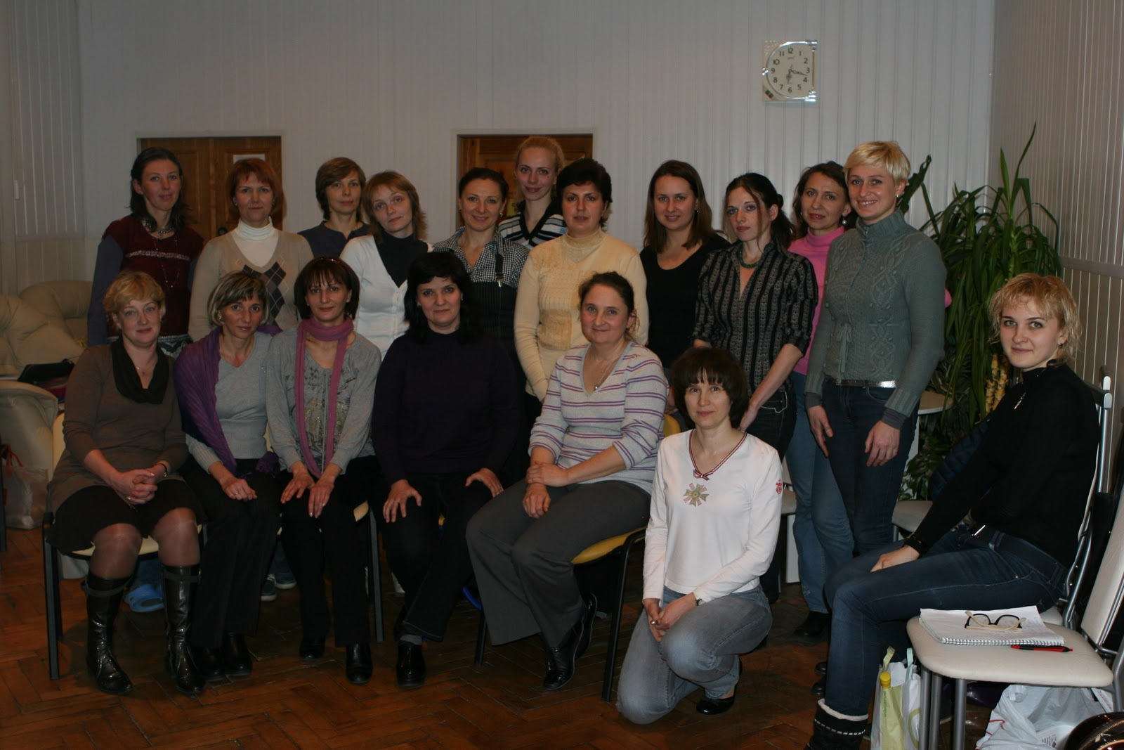 Практический АВА тренинг в Днепропетровске