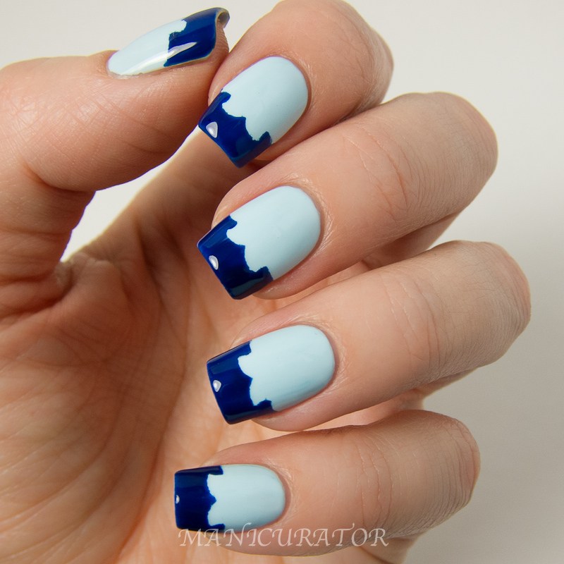Glitter_Gal_True_Blue_Aussie_Bluemerang_Gloss_Boss_French_Tip_Nail_Art