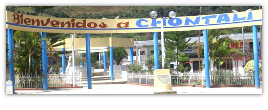 Distrito de Chontalí