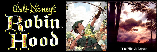 Walt Disney&#39;s Story Of Robin Hood