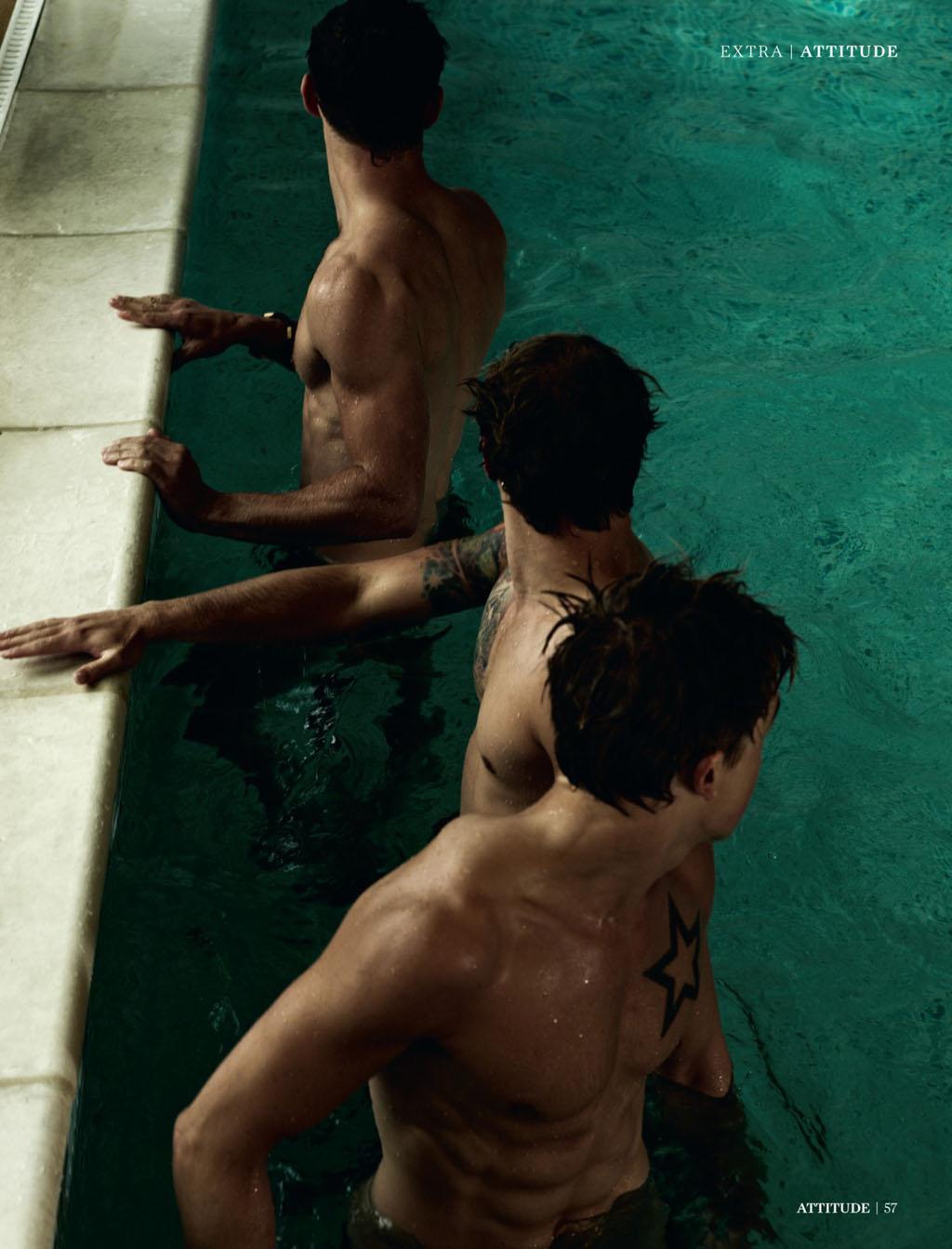 Dougie poynter fake nude