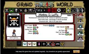 One piece Grand world