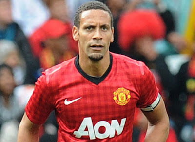 Rio Ferdinand was charged due to commentary in twitter