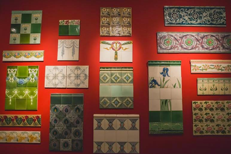 Galeria Scenarium realiza palestra sobre história da azulejaria no Brasil