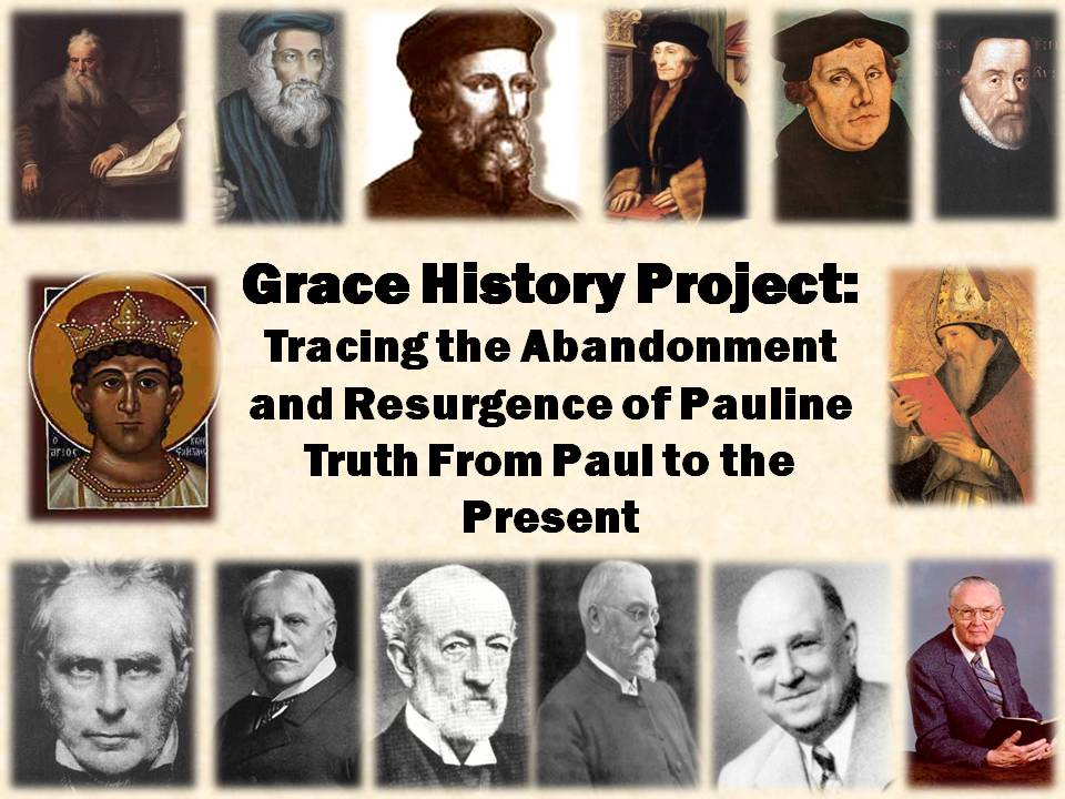 Grace History Project