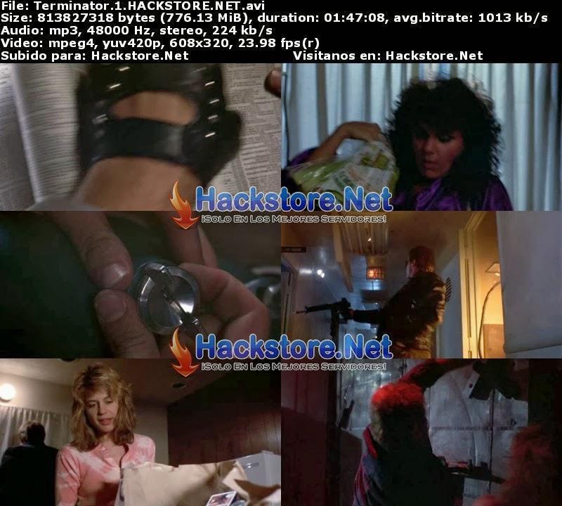 Captura Terminator 1 (1984) DVDRip Latino
