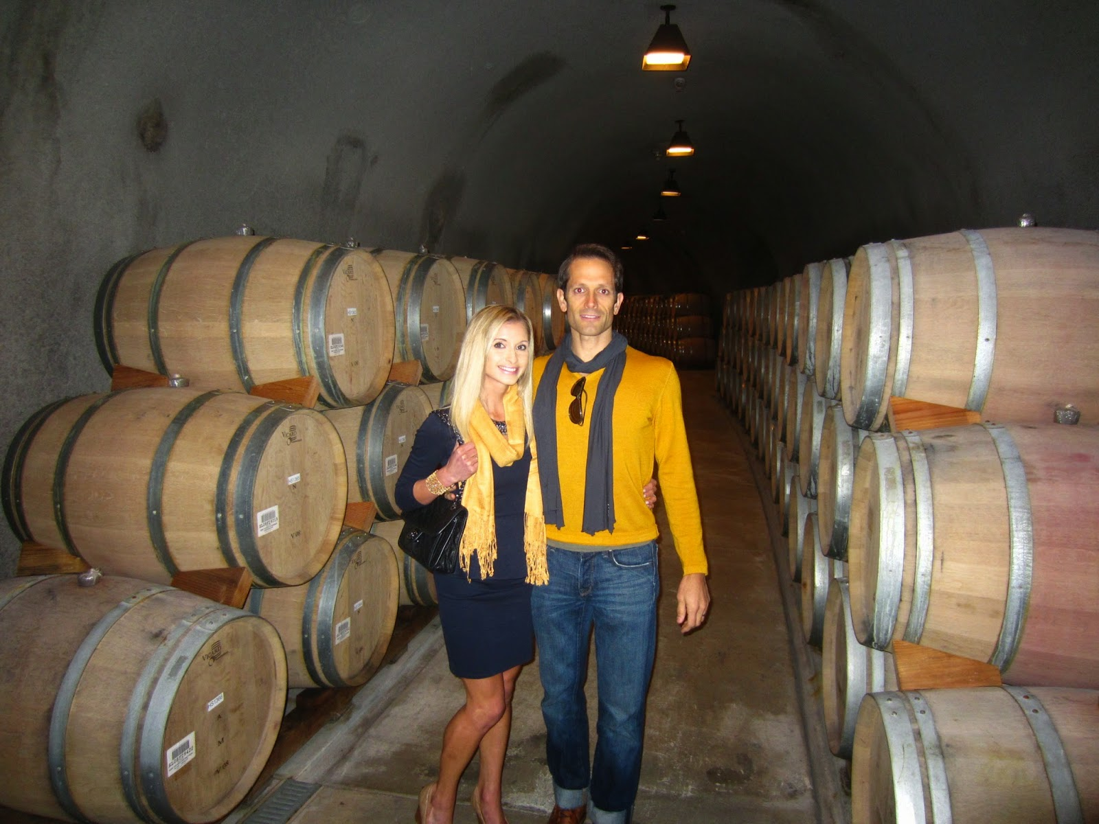 ... Italy (with 26 generations of winemaking experience) joined a partnership with Chateau St Michelle Wine Estates and purchased Stagu0027s Leap Wine Cellars.  sc 1 st  Decantress Wine Diary & Decantress Wine Diary: No Bottleshock u2013 Stagu0027s Leap Cellars Opens ...