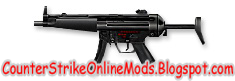 Download MP5 from Counter Strike Online Weapon Skin for Counter Strike 1.6 and Condition Zero | Counter Strike Skin | Skin Counter Strike | Counter Strike Skins | Skins Counter Strike