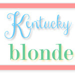Kentucky Blonde