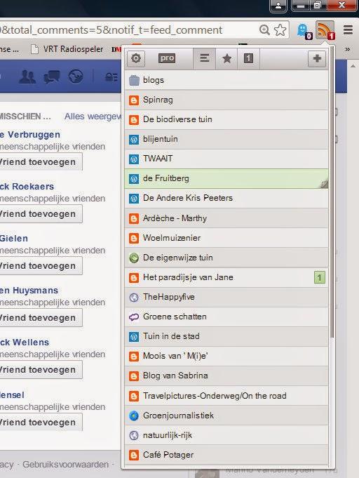 screenshot RSS