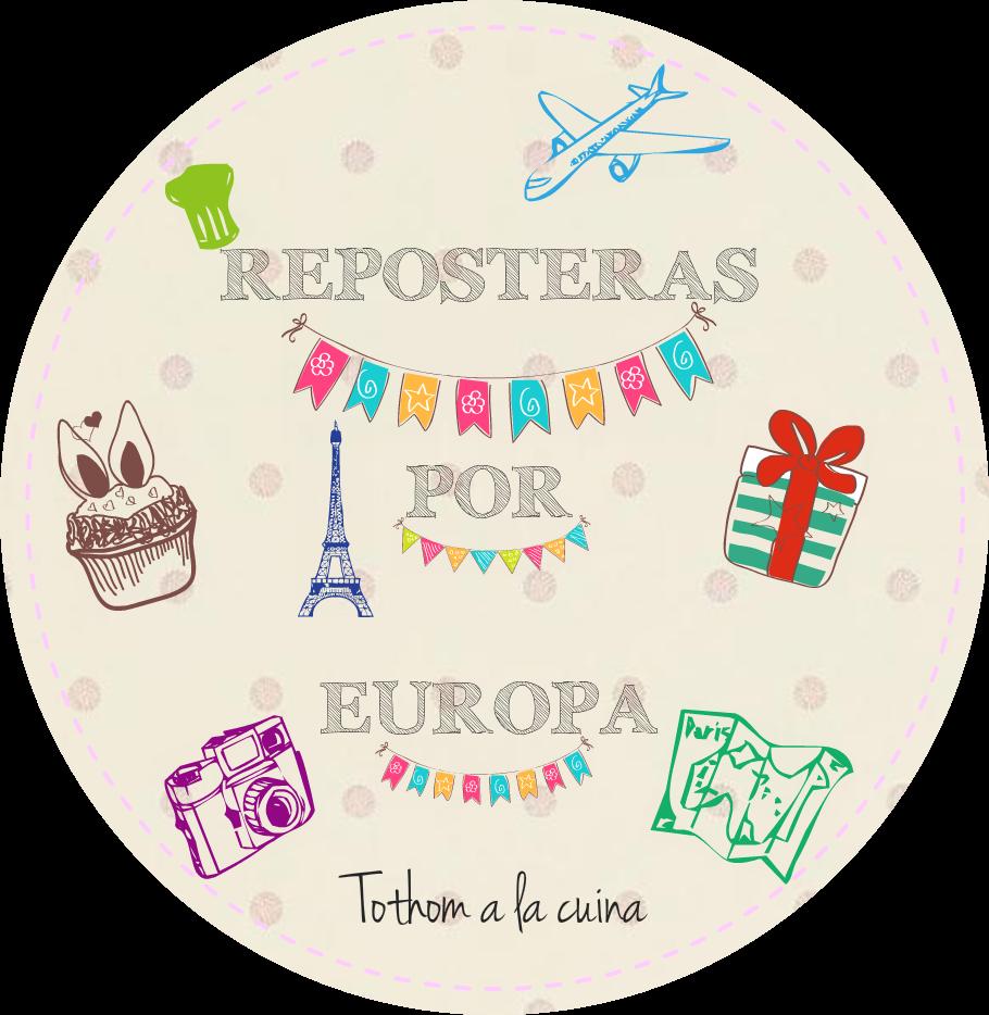 Rero: Reposteras por Europa