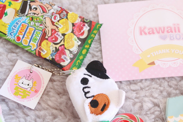 Kawaii Box October