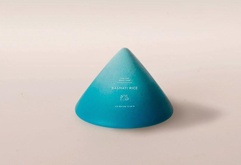 Packagings biodegradables de Tomorrow Machine