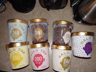 Halo Top Birthday Cake Ice Cream Image Inspiration of Cake and