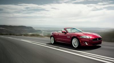 2012 Jaguar XKR Convertible