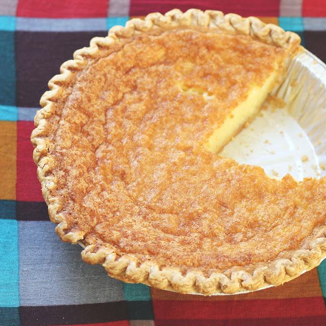 A recipe for classically delicious, rich buttermilk chess pie.