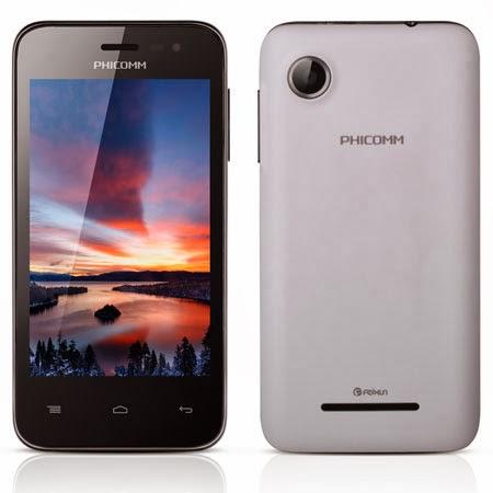 Phicomm i370: Ponsel Android Murah dan Handal