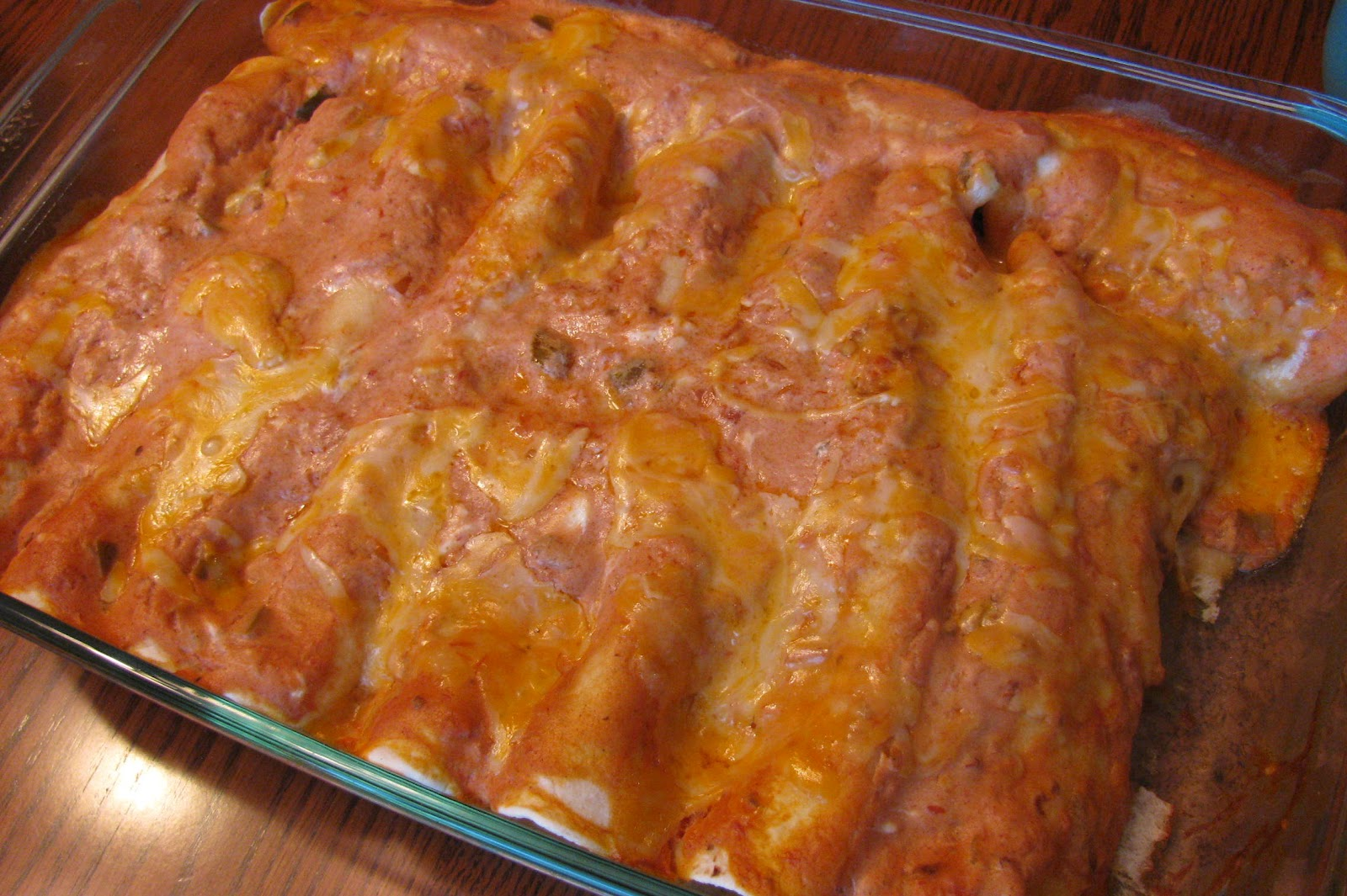 Chicken Enchiladas | Family Heritage Recipes