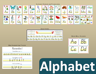 Classroom Alphabet Resource thumbnail
