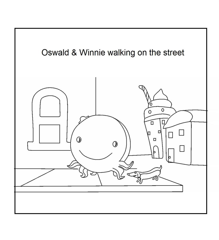 coloring pages oswald coloring pages hard to find images july 2011 images