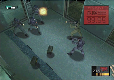 Metal Gear Solid Screenshots 1