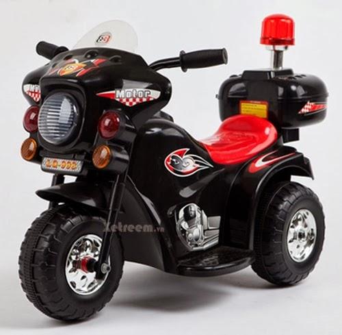 Xe máy điện cho bé dang83