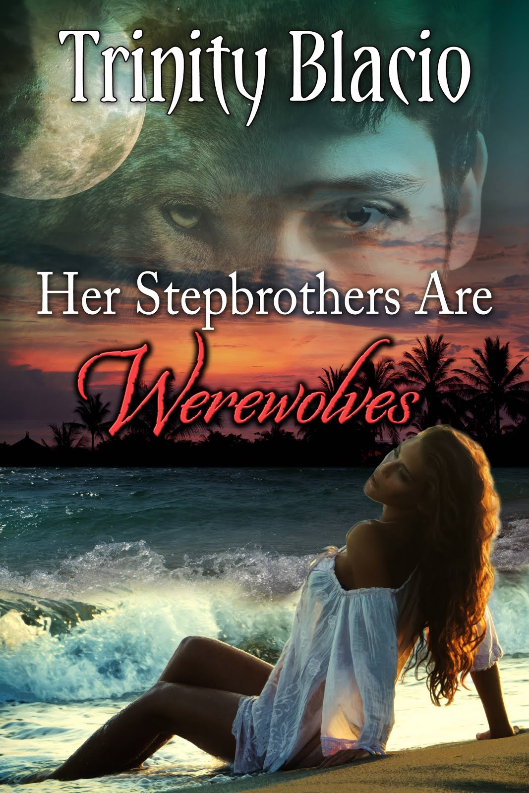 Her Stepbrothers are Werewolves
