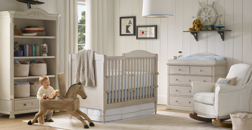 love.inspire.create: Baby & Child Restoration Hardware