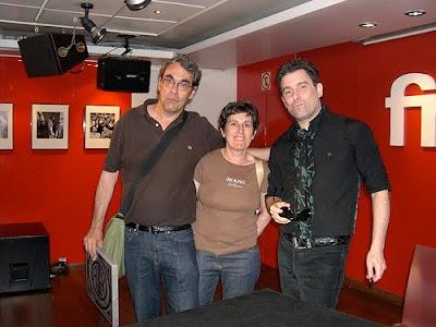 Andrés Calamaro, Antonio y M. Carmen