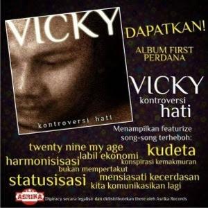 Berita Terbaru Vicky Prasetyo