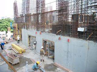 Konstruksi Gedung Tinggi