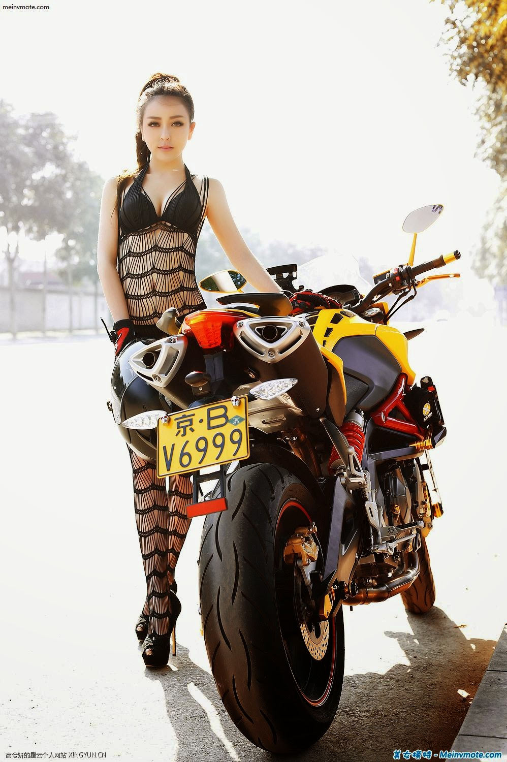 Hot piece mesh motorcycle clothing