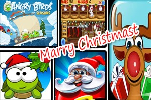 Game Android Bertema Natal