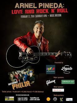 Arnel Pineda Live!