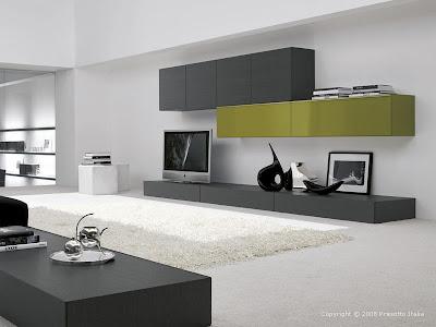 Modern Living Room 12