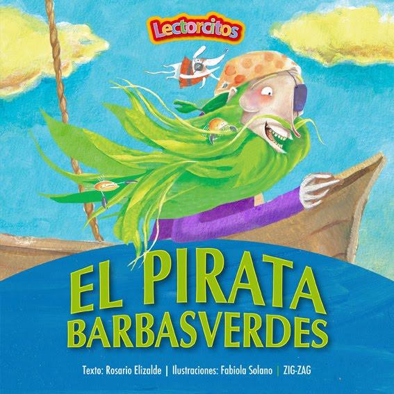 """""""El pirata barbas verdes"""""""