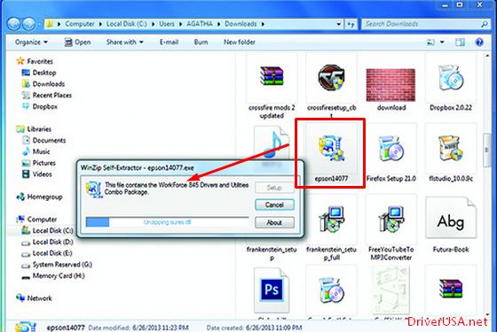 Wf 2540 Driver Windows 10