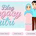 Tempahan Design Blog Legacy Putri