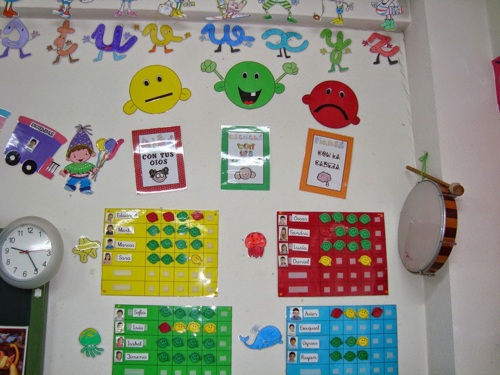 Plastificando ilusiones las decoraciones del aula for Decoracion de aula para navidad
