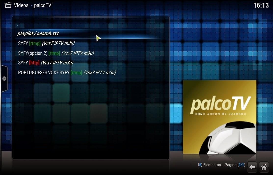 PALCOTV 0.2.7