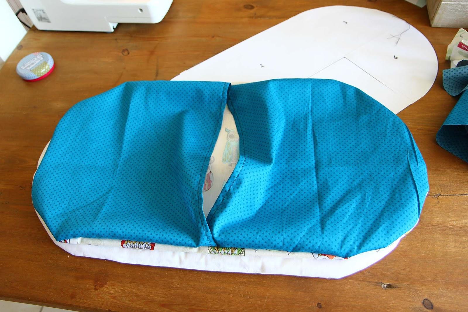 Jackie cie topponcino for Fabriquer un drap housse