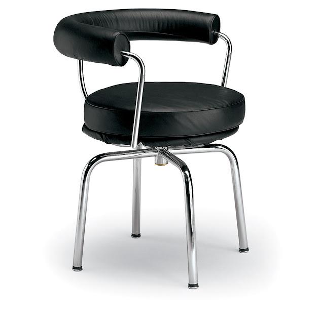 Le Corbusier LC7 Swivel Chair