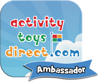 www.activitytoysdirect.com, Activity Toys Direct, Ambassador, www.emmysmummy.com