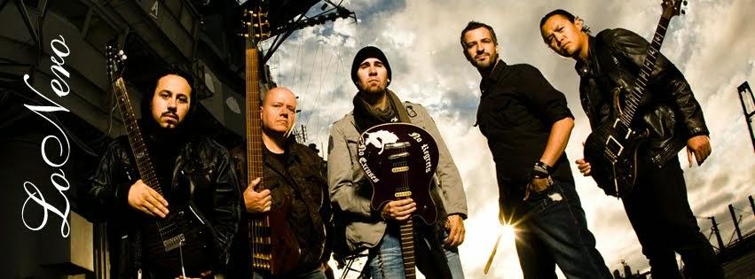 LoNero - Instrumental Guitarcore Originators!