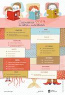 Calendario do Libro e da Lectura 2019