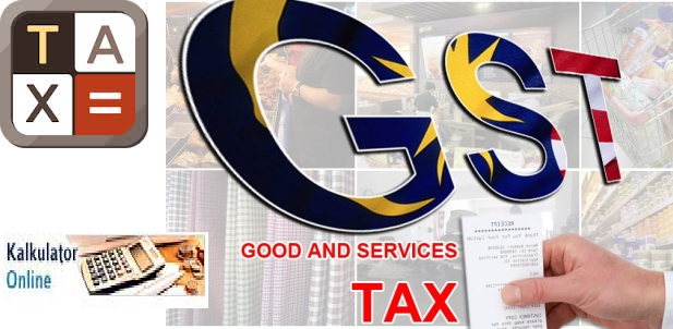 Kalkulator GST Malaysia Online